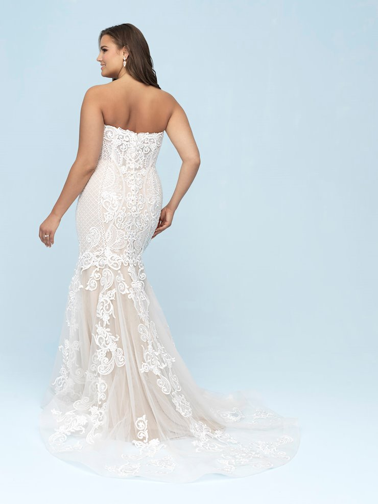 Allure Bridals Style #9612