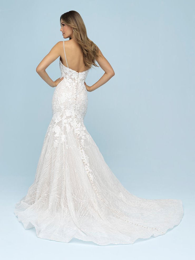 Allure Bridals Style #9613
