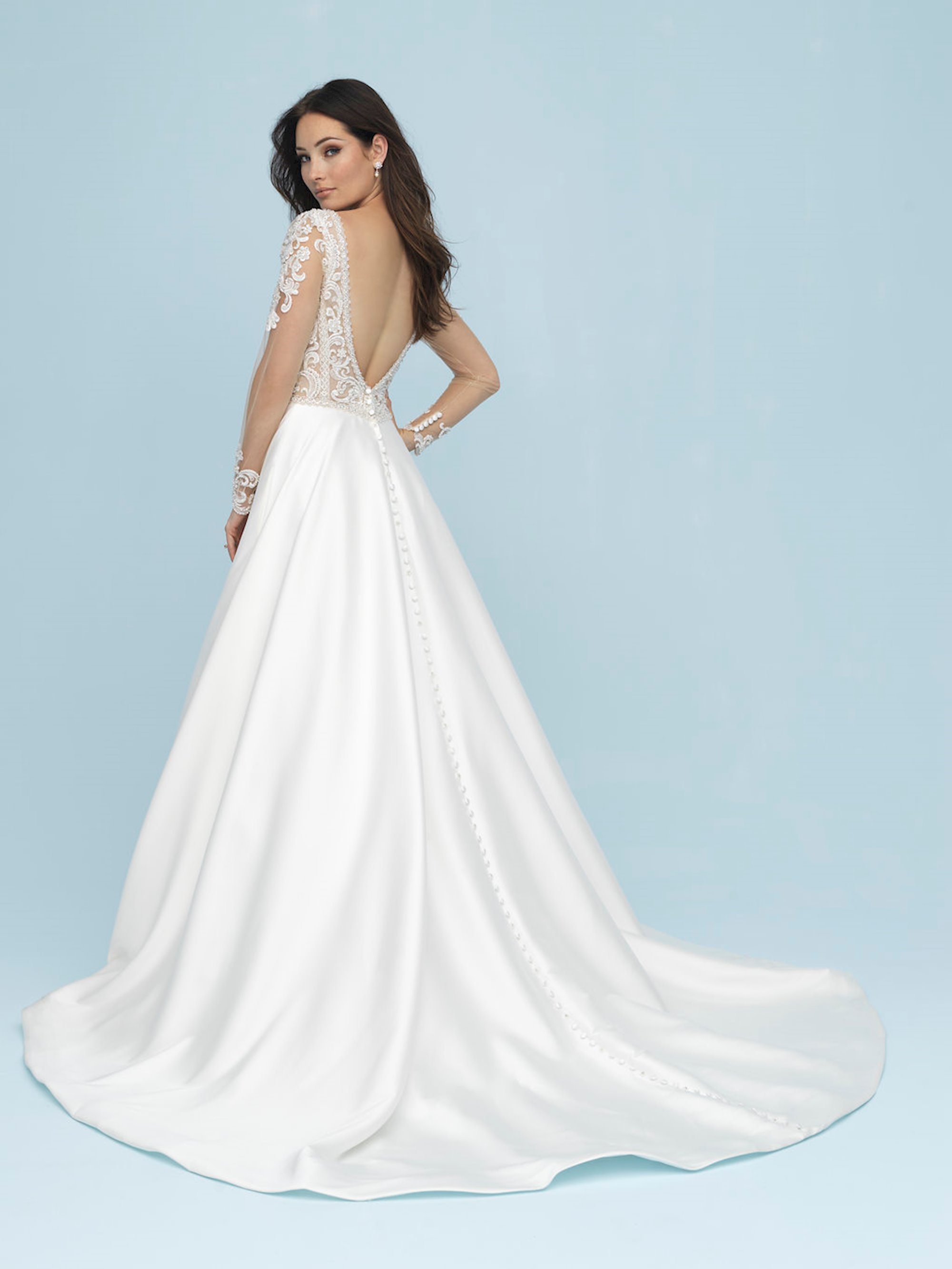 81ef1f23ed1c5 Allure Bridals - 9614 | Amanda's Touch Bridal and Formal