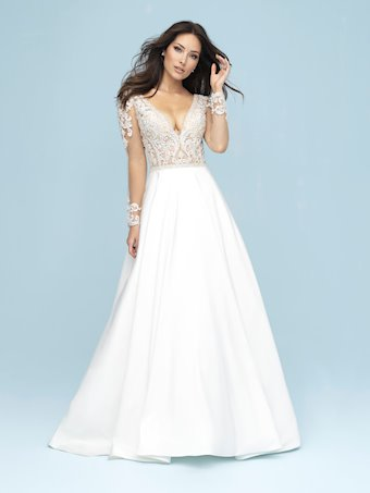 Allure Bridals Style #9614