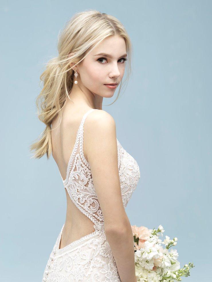 Allure Bridals 9615
