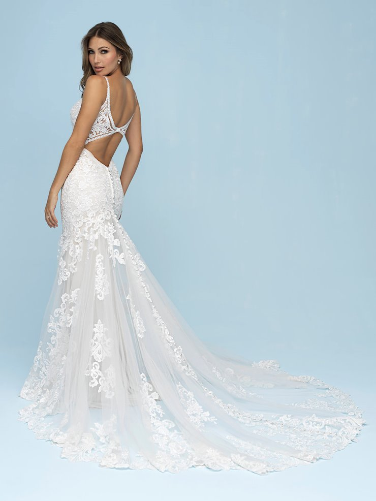 Allure Bridals Style #9615
