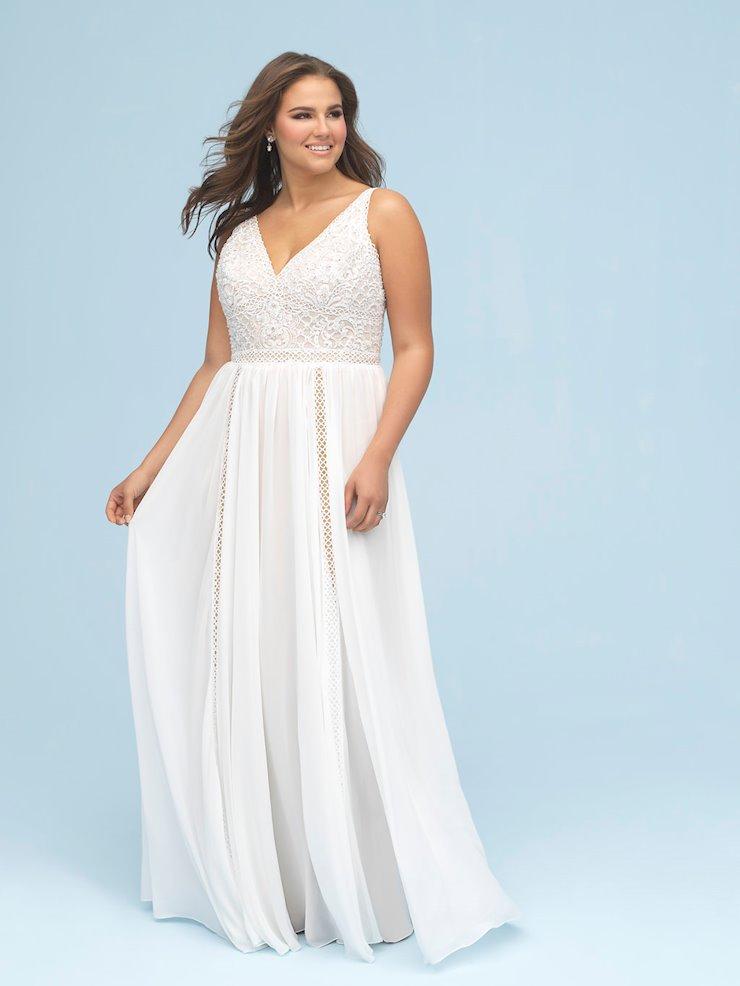 Allure Bridals 9616