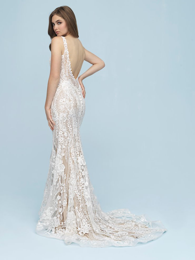 Allure Bridals Style #9618