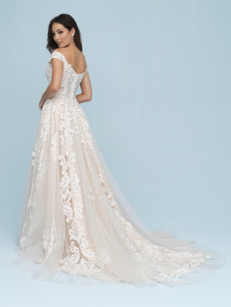 Allure Bridals Style #9619