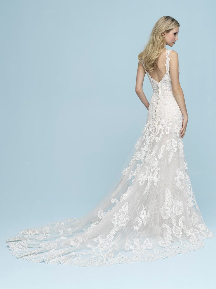 Allure Bridals Style #9621