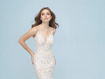 Allure Bridals Style #9624