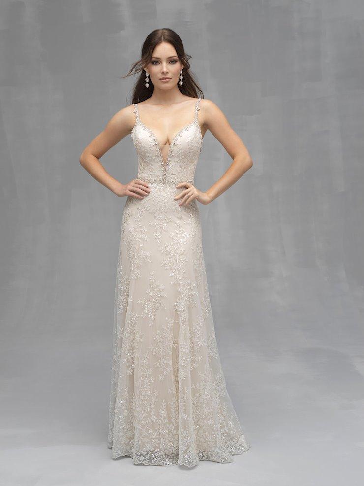 Allure Bridals Style #C522  Image
