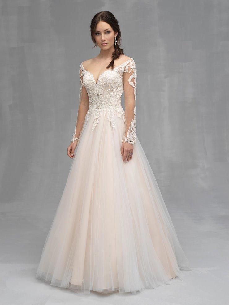 Allure Bridals Style #C528  Image