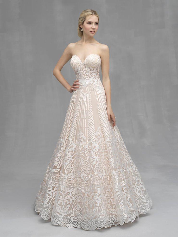 Allure Bridals Style #C531  Image