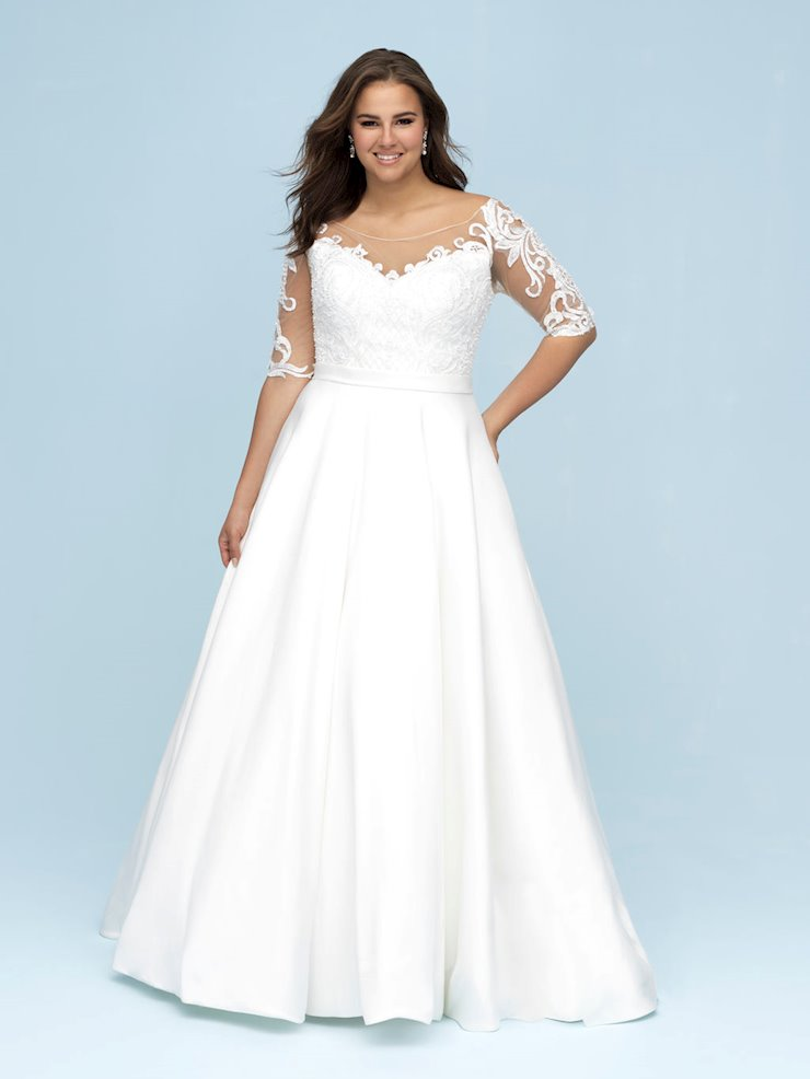 Allure Bridals W445