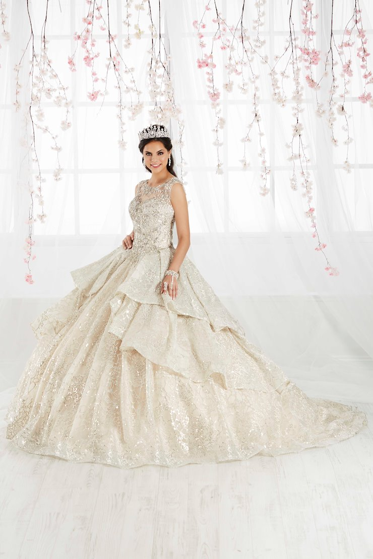 Quinceanera Collection (HoW) Style #26910 Image