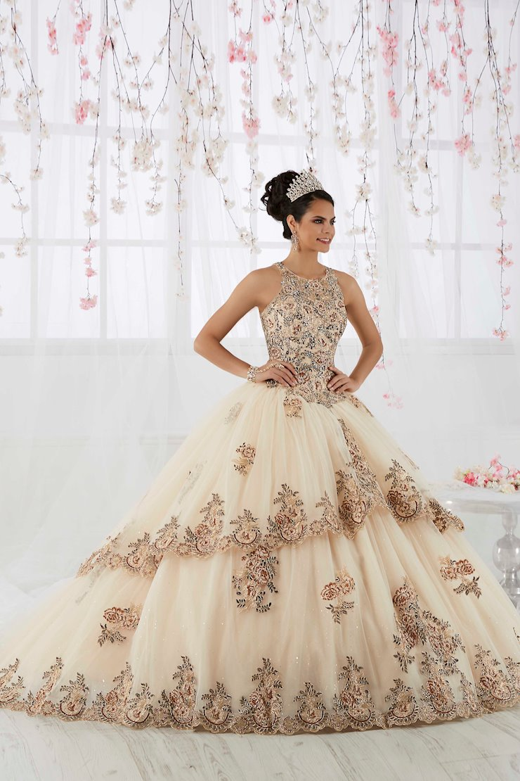 Quinceanera Collection (HoW) Style #26912 Image
