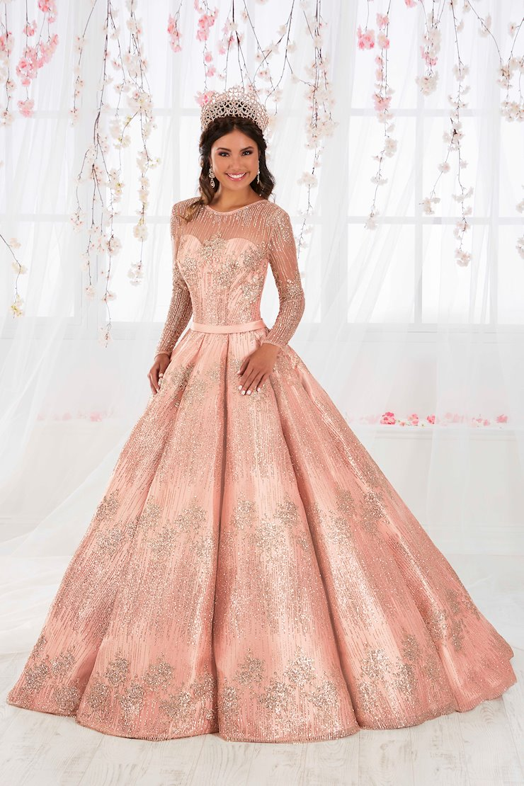 Quinceanera Collection (HoW) Style #26917 Image