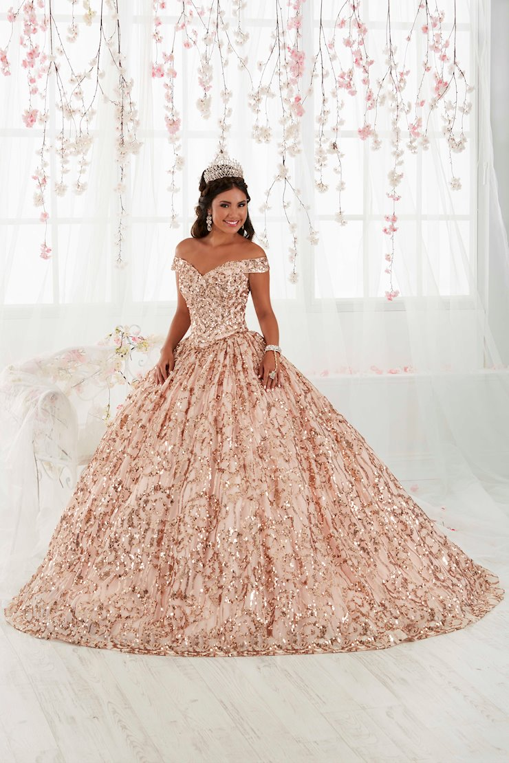 Quinceanera Collection (HoW) Style #26919 Image