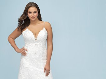 Allure Bridals Style #9605