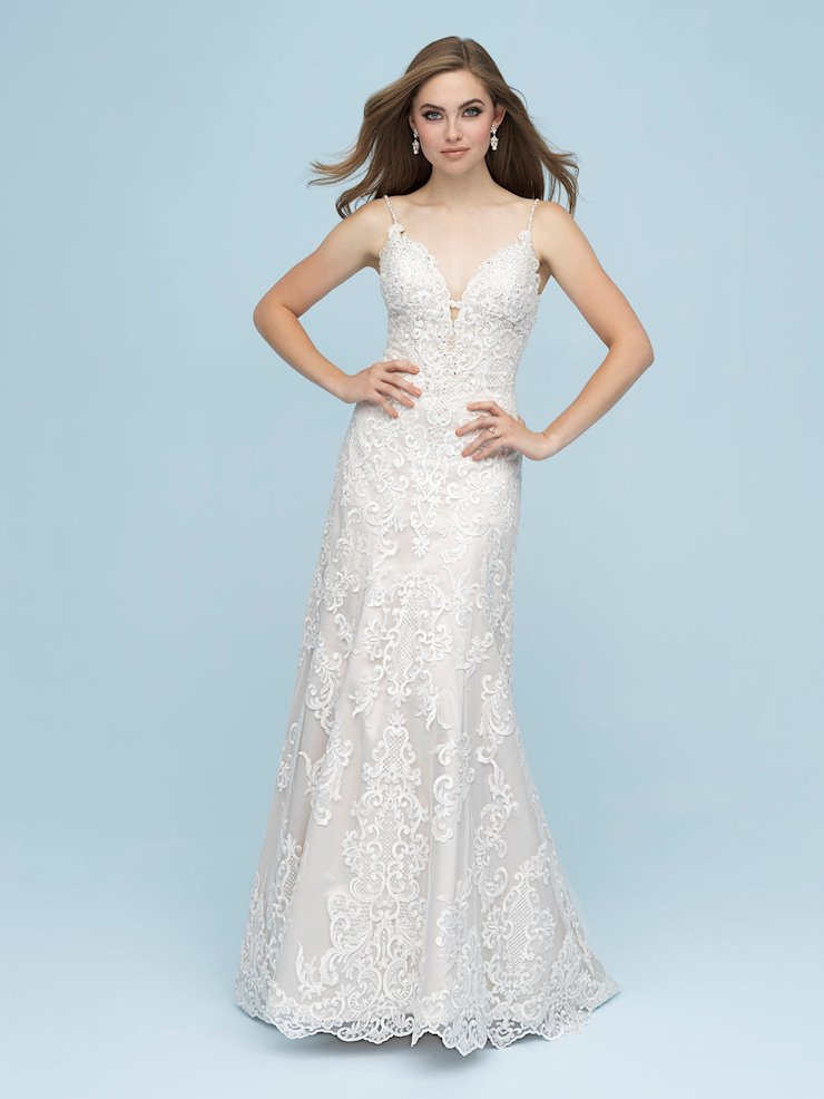 Allure Bridals Style #9605  Image