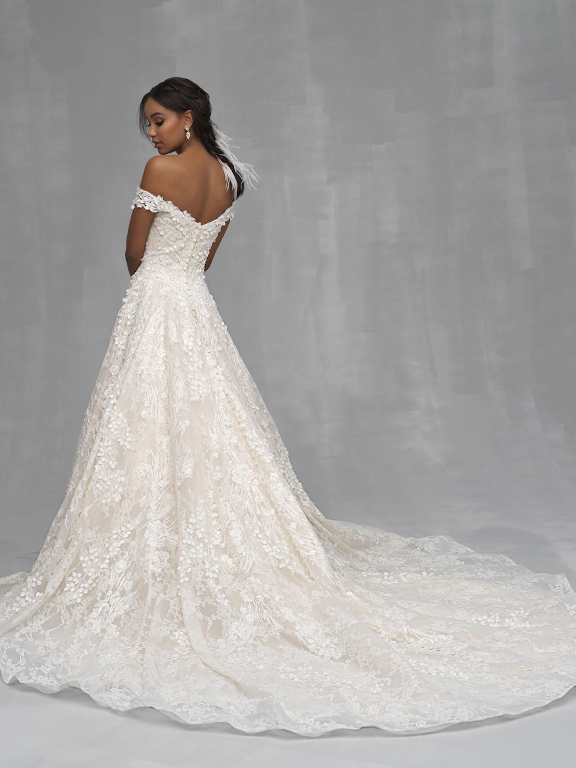 Allure Couture C520 Studio I Do Bridals