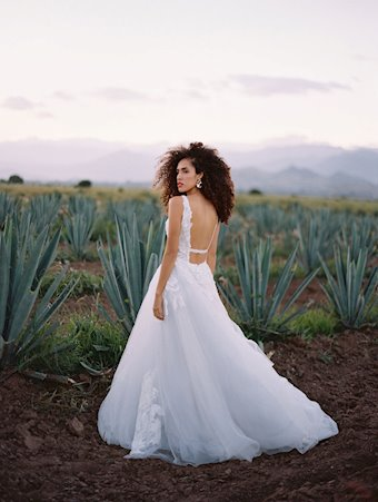 Allure Wilderly Bride Style #Adara