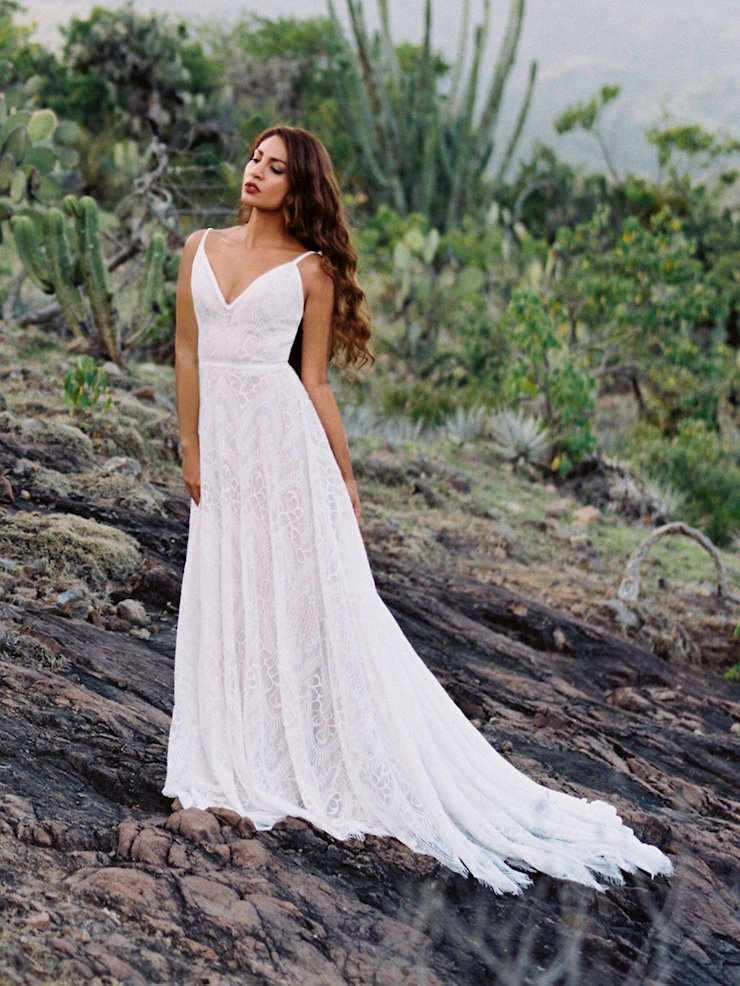 Allure Wilderly Bride Style No. Reese
