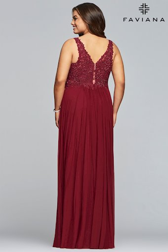 Faviana Plus Size Style #9428