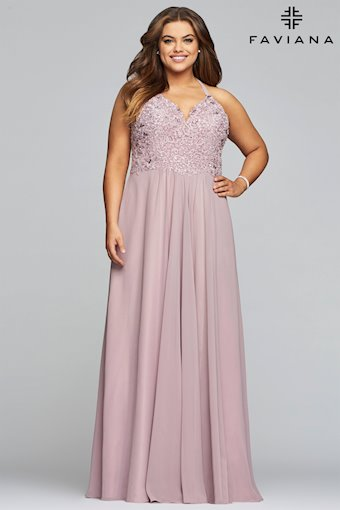 Faviana Plus Size Style #9445