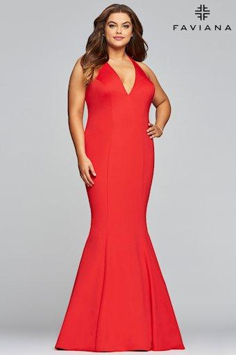 Faviana Plus Size Style #9454
