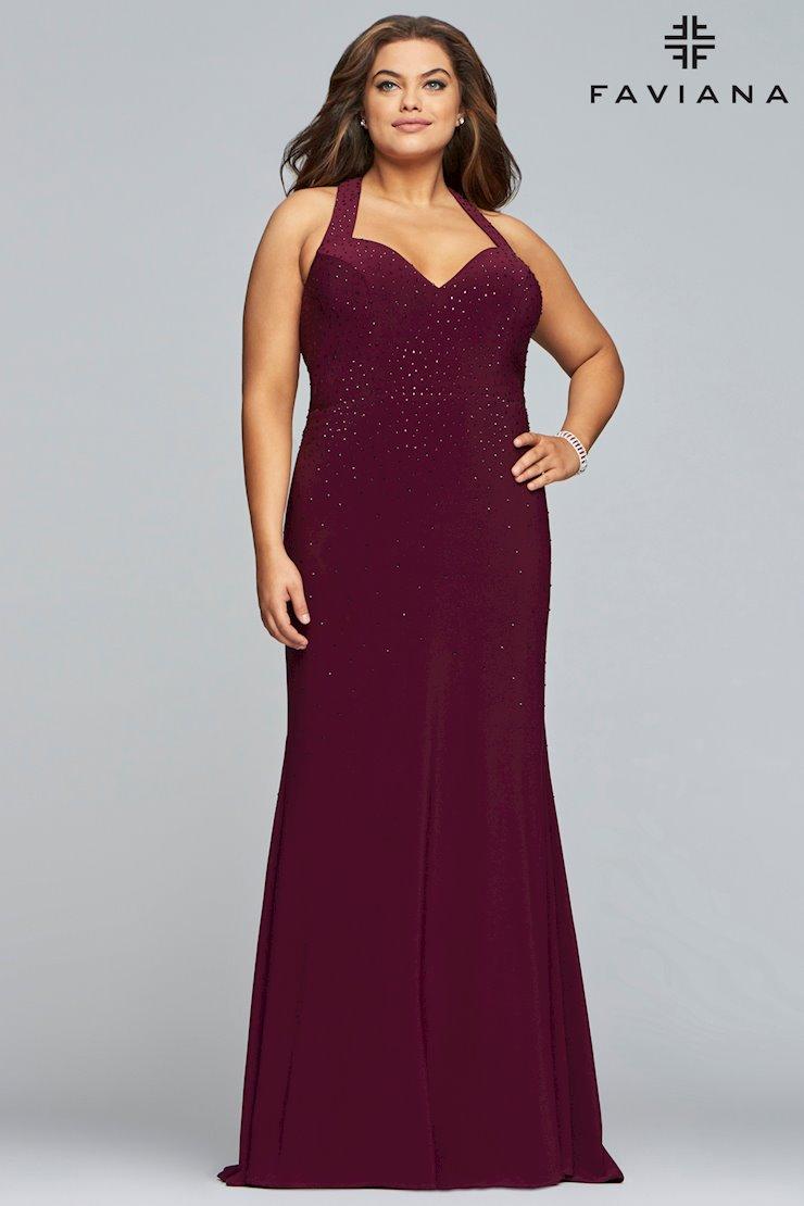 Faviana Plus Size 9458