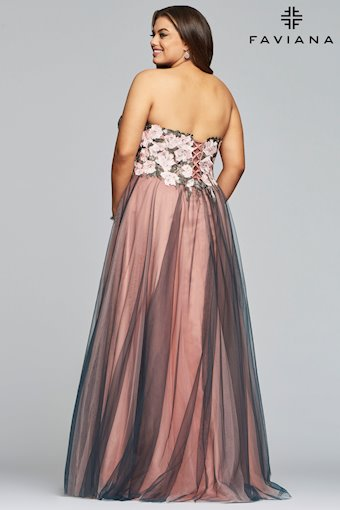 Faviana Plus Size Style #9467