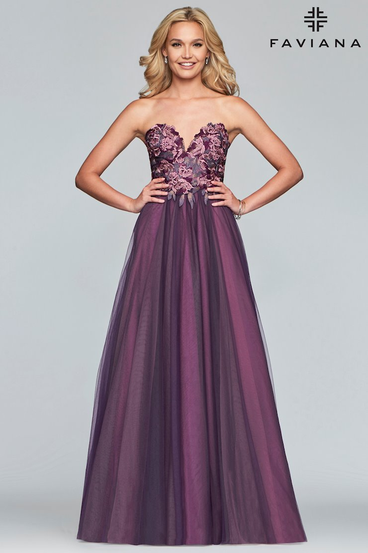 Faviana Prom Dresses Style #S10023