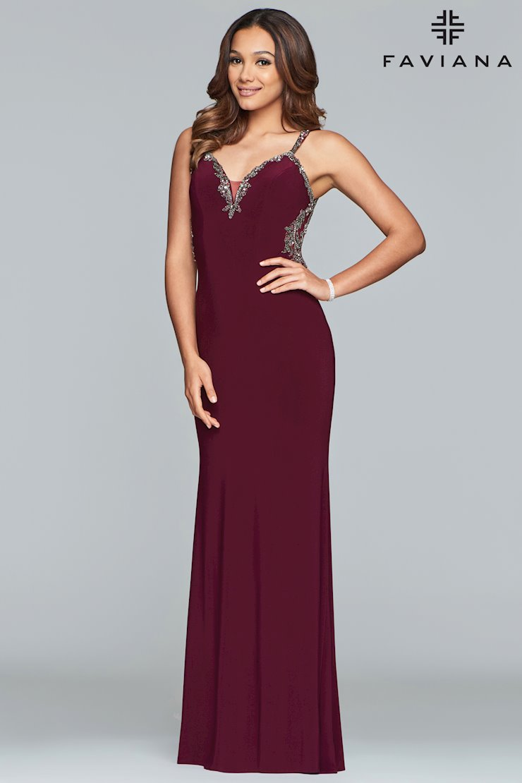 Faviana Prom Dresses Style #S10107
