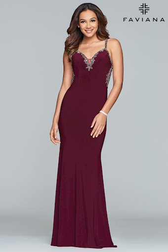 Faviana Prom Dresses S10107