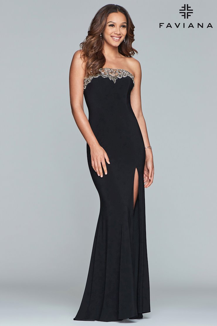 Faviana Prom Dresses Style #S10200