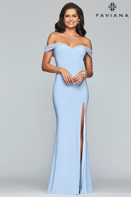 dc23d2cf793 Simple Prom Dresses and Gowns