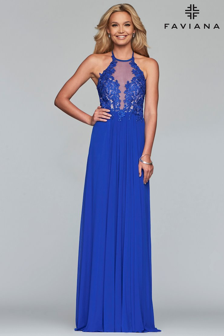 Faviana Prom Dresses Style #S10203