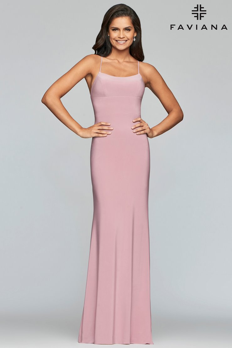 Faviana Prom Dresses Style #S10205