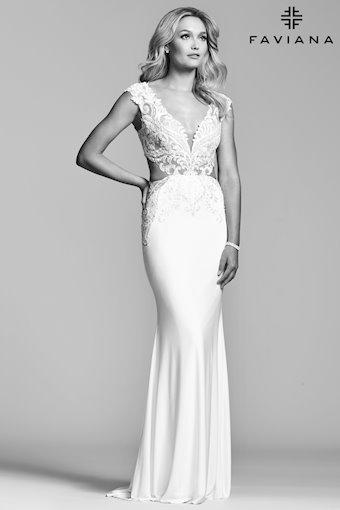 Faviana Prom Dresses S10208