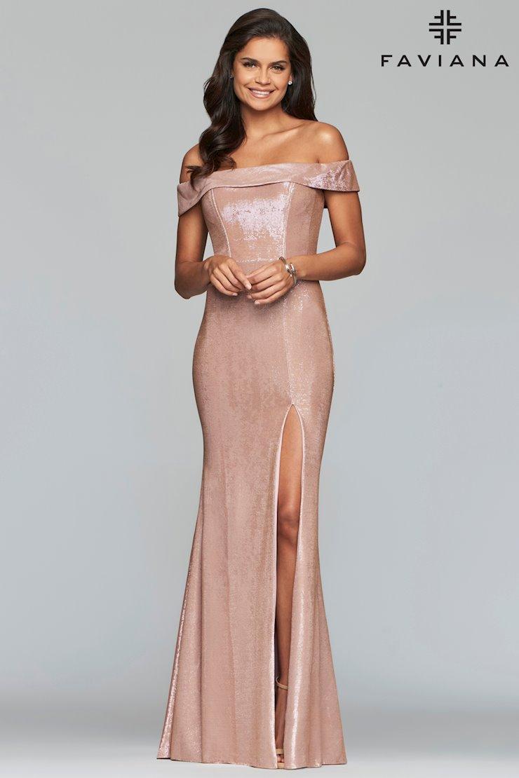 Faviana Prom Dresses S10216