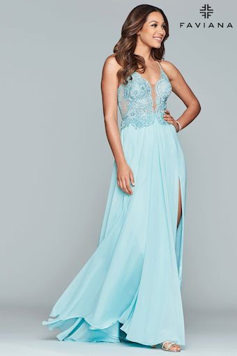 Faviana Prom Dresses Style #S10228