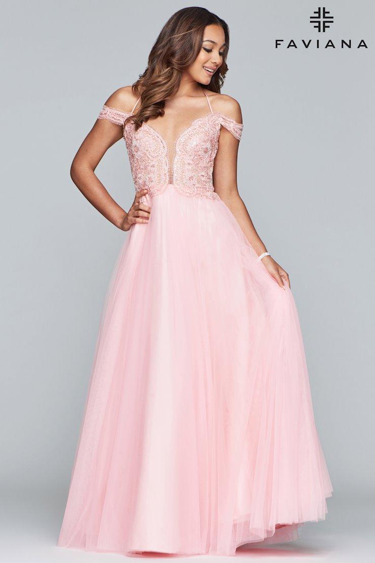 Faviana Prom Dresses S10229