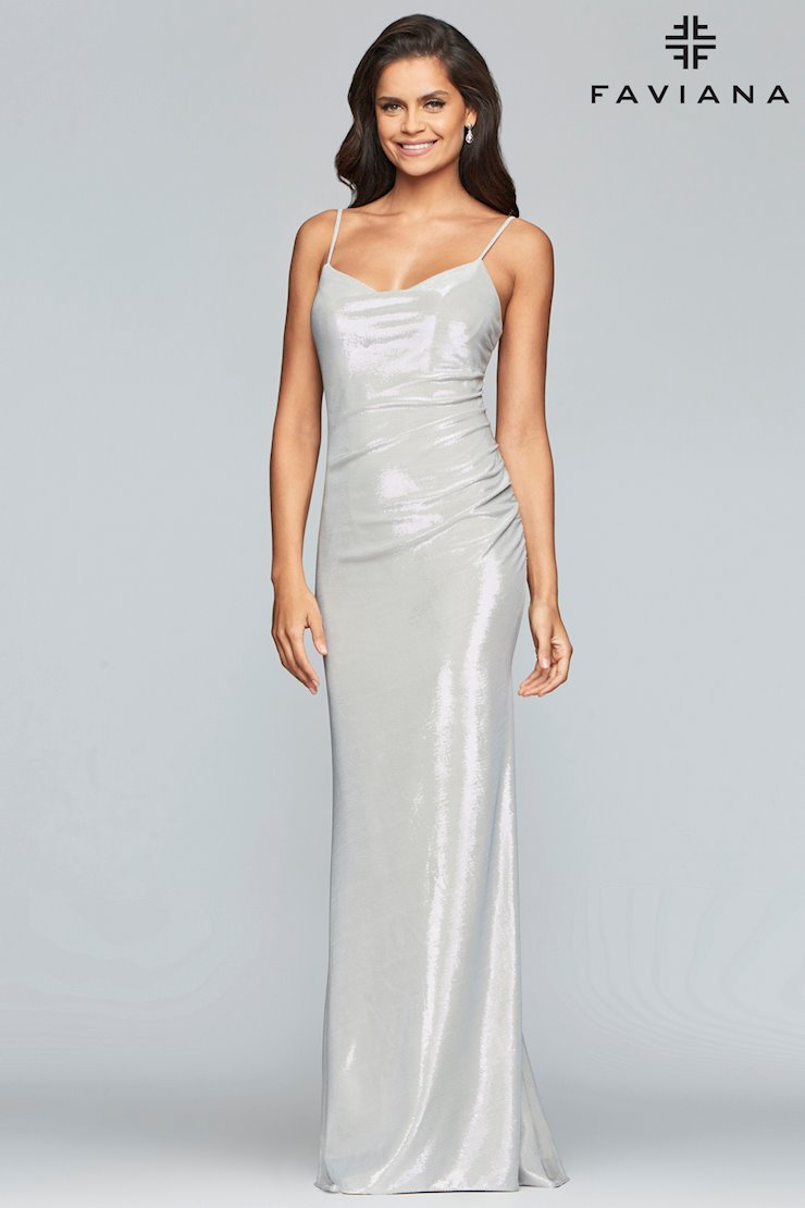 Faviana Prom Dresses S10256