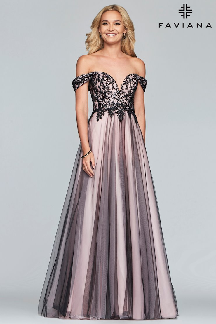 Faviana Prom Dresses Style #S10290