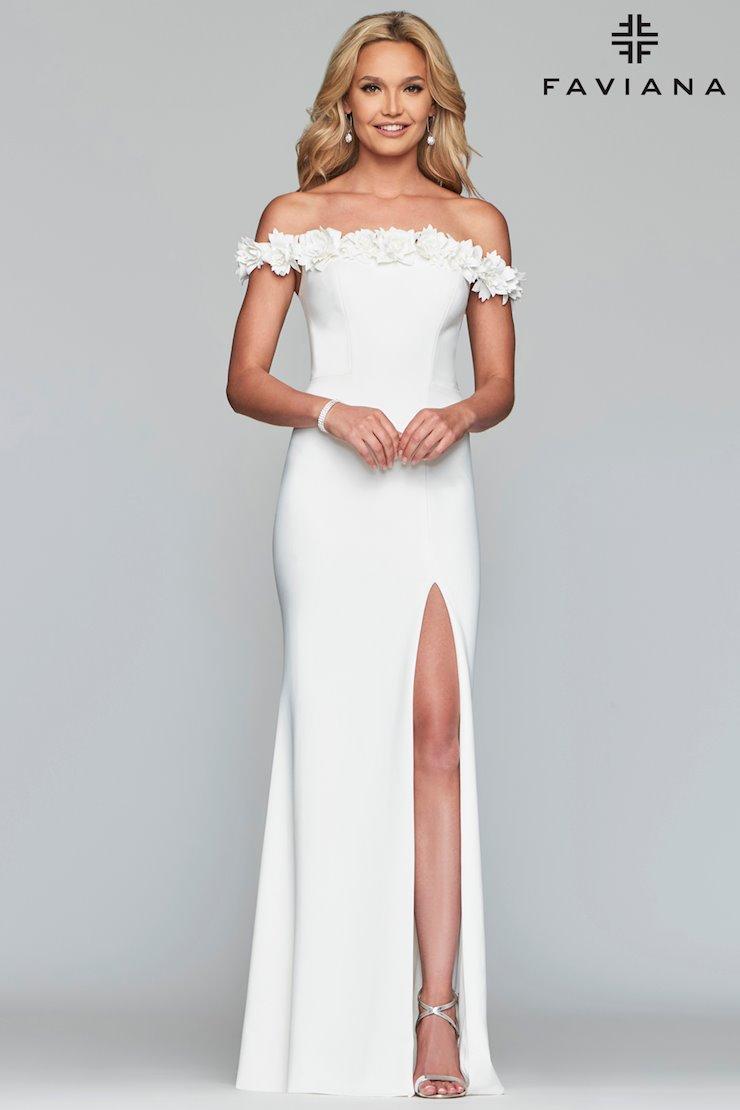 Faviana Prom Dresses S10297