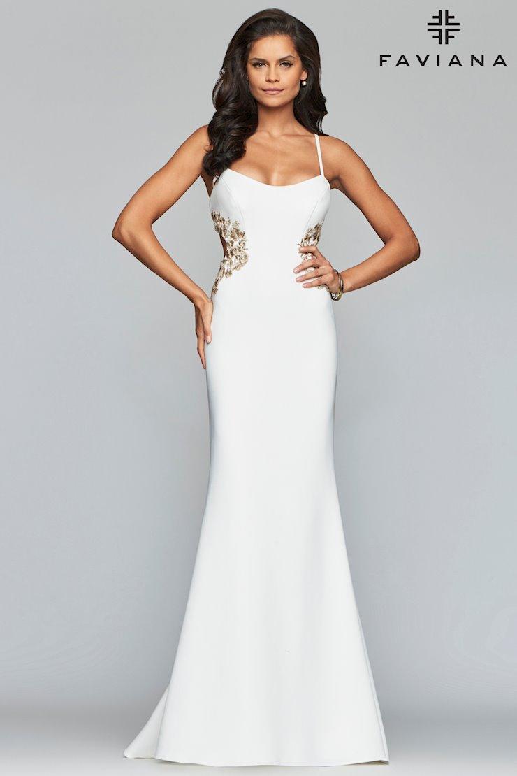 Faviana Prom Dresses S10302