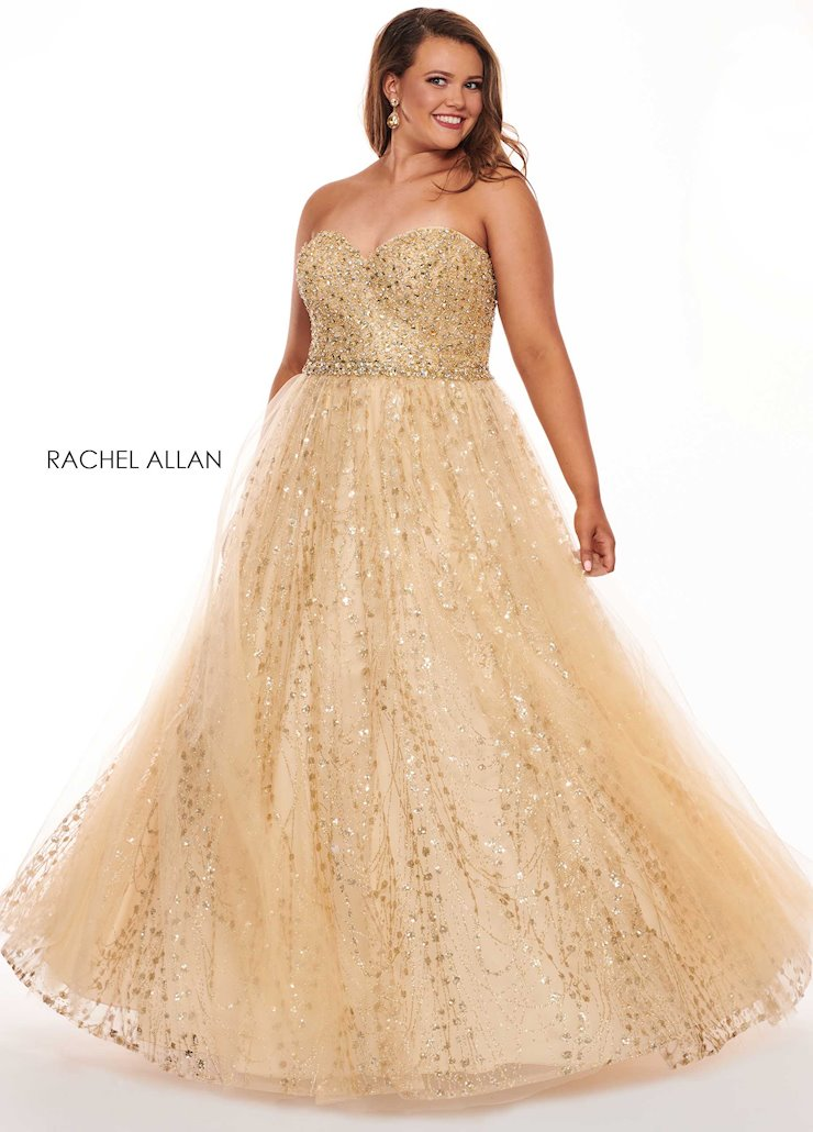 Rachel Allan Style #6665