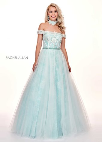 Rachel Allan Style #6516