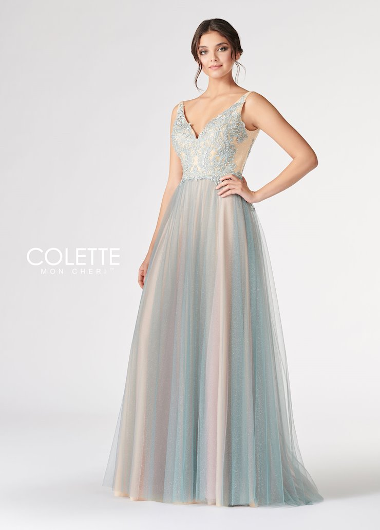 Colette for Mon Cheri Prom Dresses CL19818