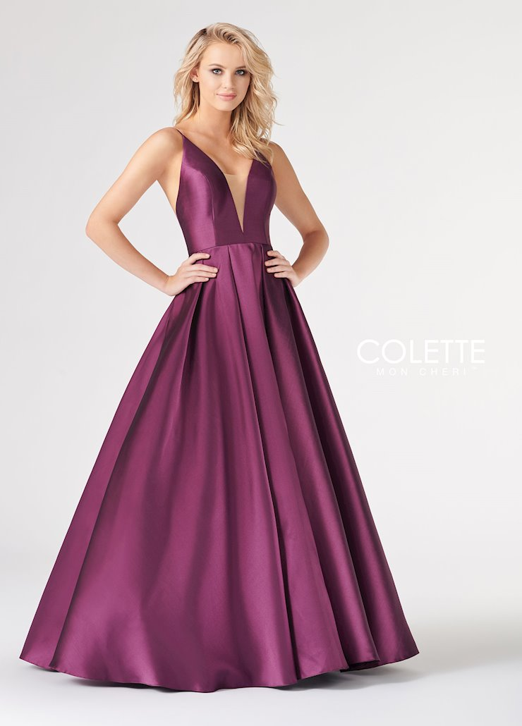 Colette for Mon Cheri Prom Dresses Style #CL19827