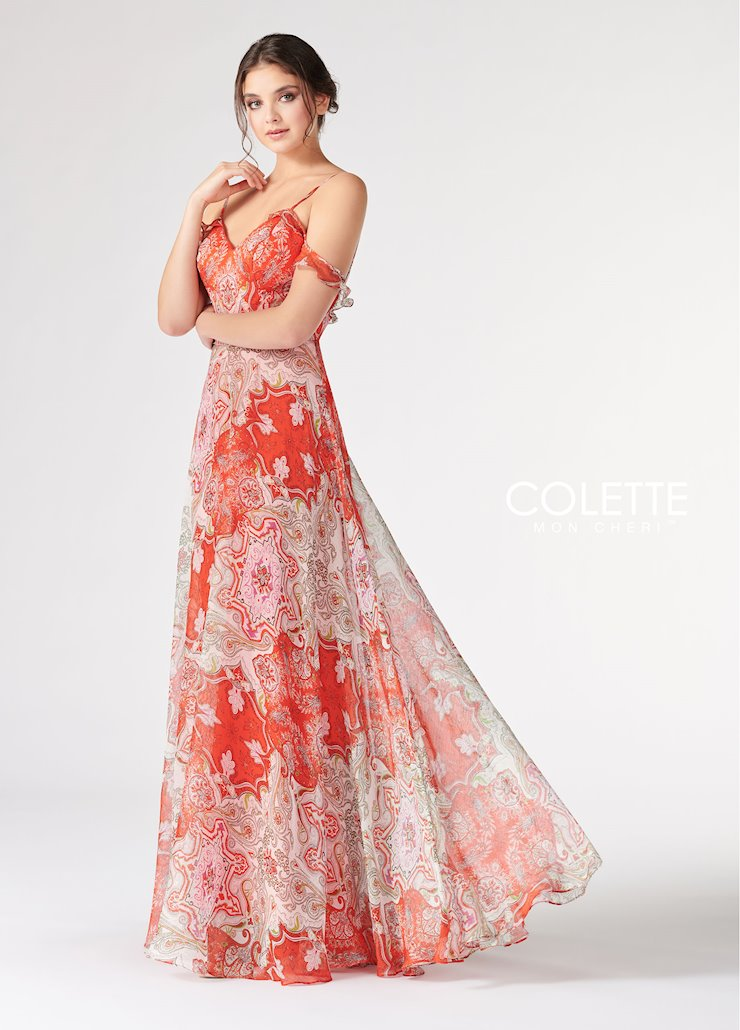 Colette for Mon Cheri Prom Dresses CL19842