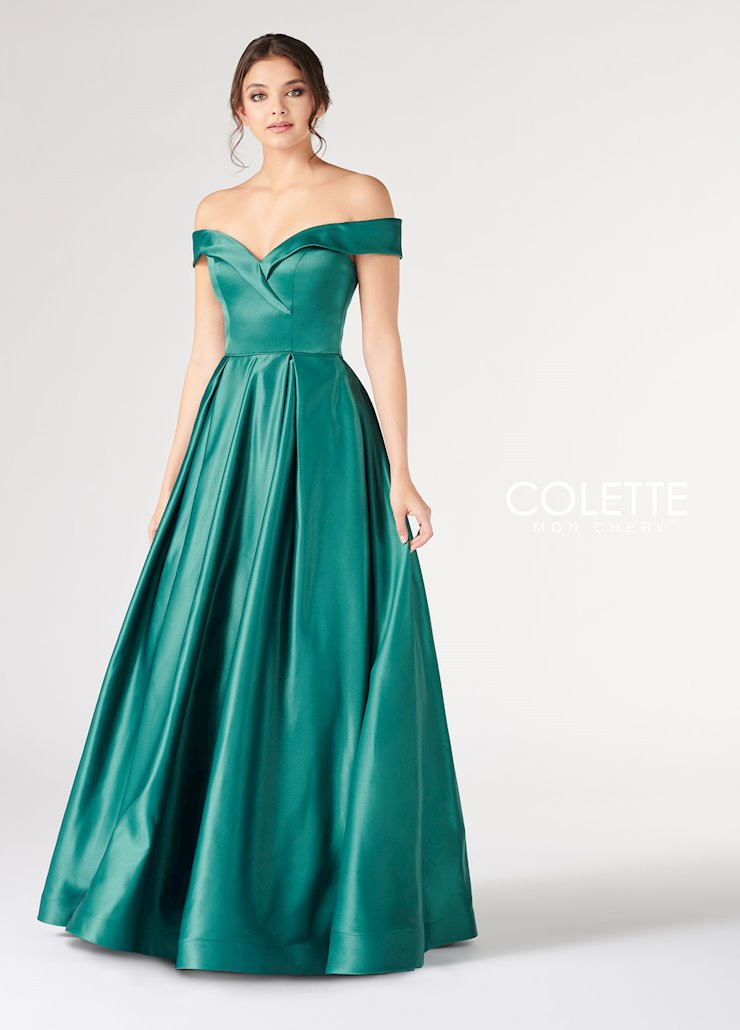 Colette for Mon Cheri Prom Dresses CL19879